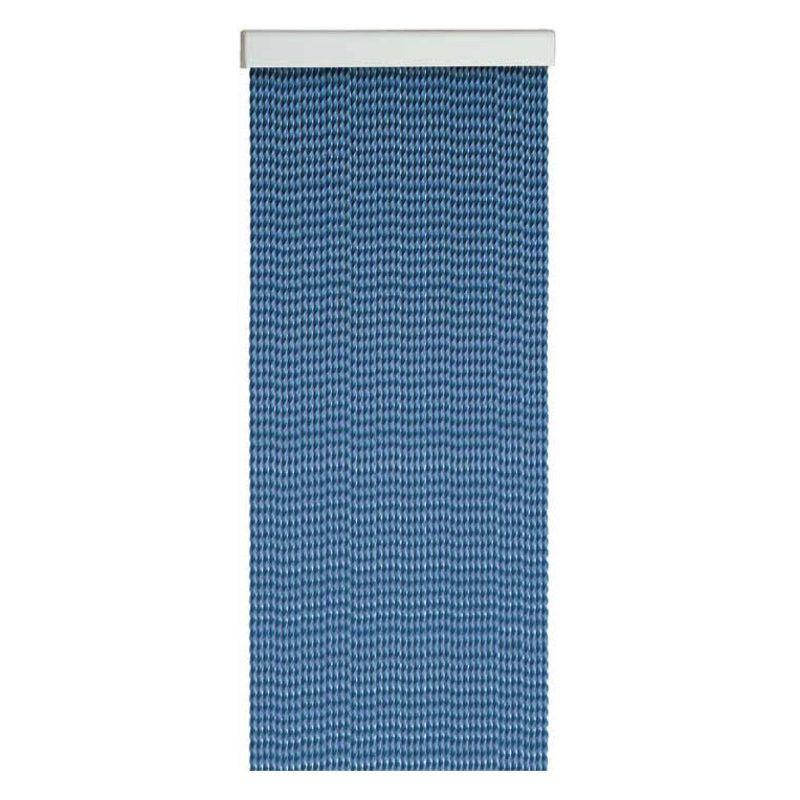Resistente cortina antimoscas de cordon grueso