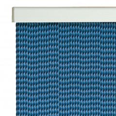 Cortina de exterior especial cordon resistente en PVC