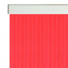 Cortina resistente para exterior en plástico PVC | Económica