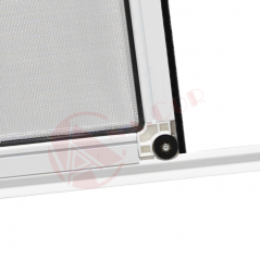 Detalle perfil Z para instalar mosquiteras  correderas