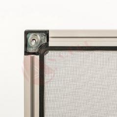 Detalle Escuadra magnética | Mosquiteras Anacor