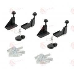 Bolsa accesorios y tornillos | Instalación Doble Antipolen