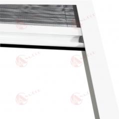 Detalle felpudo de sellado Plisada para ventanas