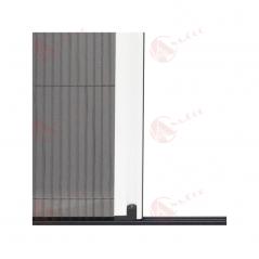 Detalle guía inferior plisada lateral 22mm   Anacor