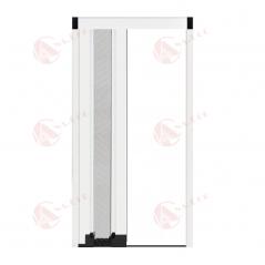 Mosquitera Enrollable para puertas | Cierre Lateral