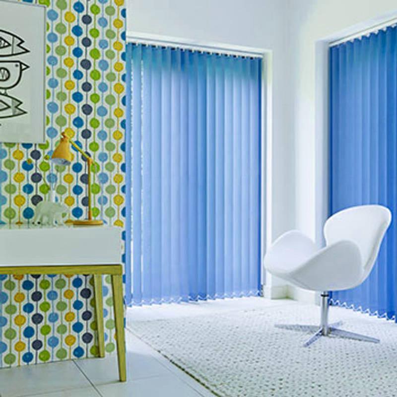 Lama vertical resinada traslúcida colores juveniles | Anacor