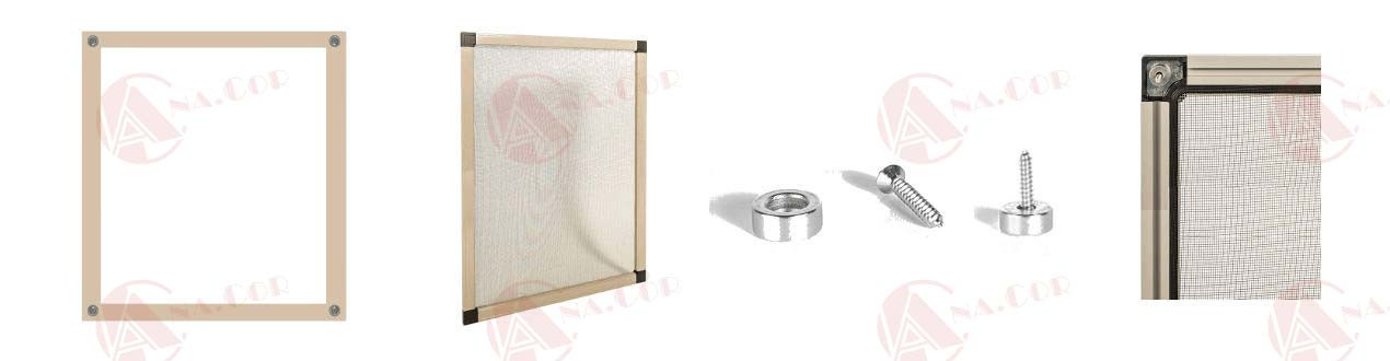 Fabricantes de Mosquiteras Magnéticas | MosquiterasAnacor
