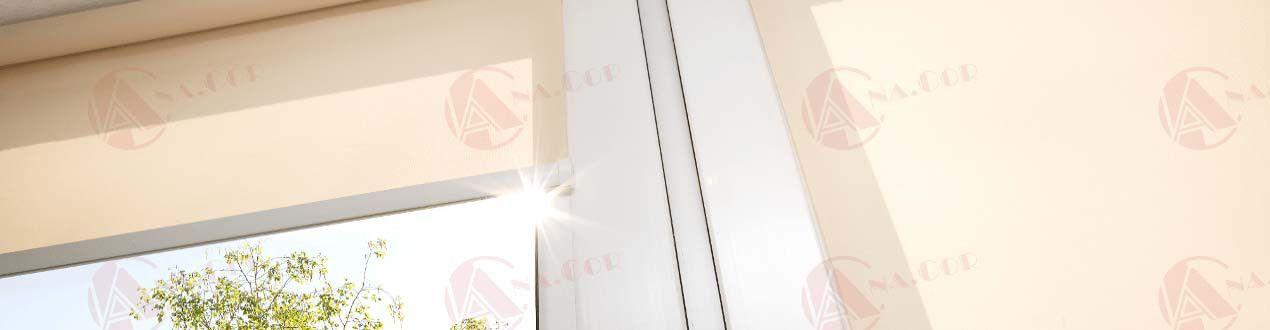 Estores Enrollables Translúcidos a medida | MosquiterasAnacor