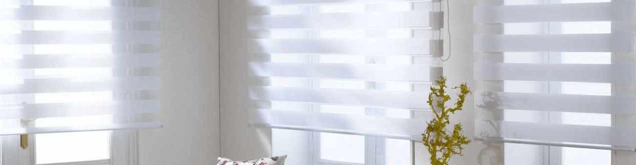 Estores Enrollables Noche y Día para ventanas | MosquiterasAnacor