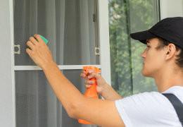 Como limpiar una mosquitera